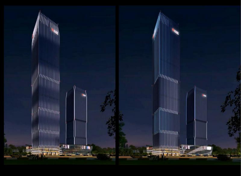 南寧龍光國際大廈