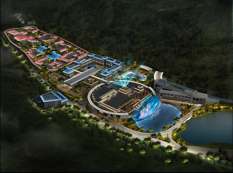 深圳銀湖會議中心