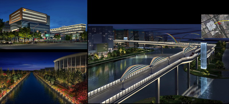 上海虹橋商務區